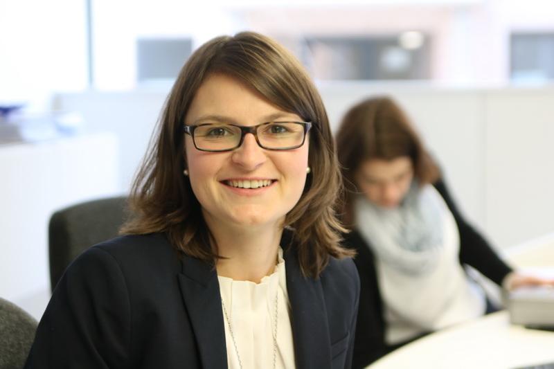 Nina Meyer-Voigt Kauffrau in der Grundstücks- und Wohnungswirtschaft gressmann witzleben makler in winsen luhe 2