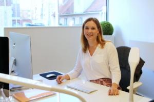Anne Weiß Kauffrau in der Grundstücks- und Wohnungswirtschaft makler in winsen gressmann witzleben
