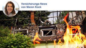 Hausrate Versicherung Brandschutzversicherung Winsen Luhe